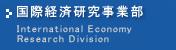 国際経済研究事業部